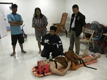 Nhà sư Thái Lan bị bắn chết vì lẻn vào cửa hàng ăn trộm xà phòng