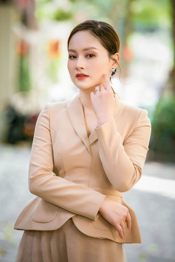 Ngắm nhan sắc 'gái một con của diễn viên Lan Phương-2