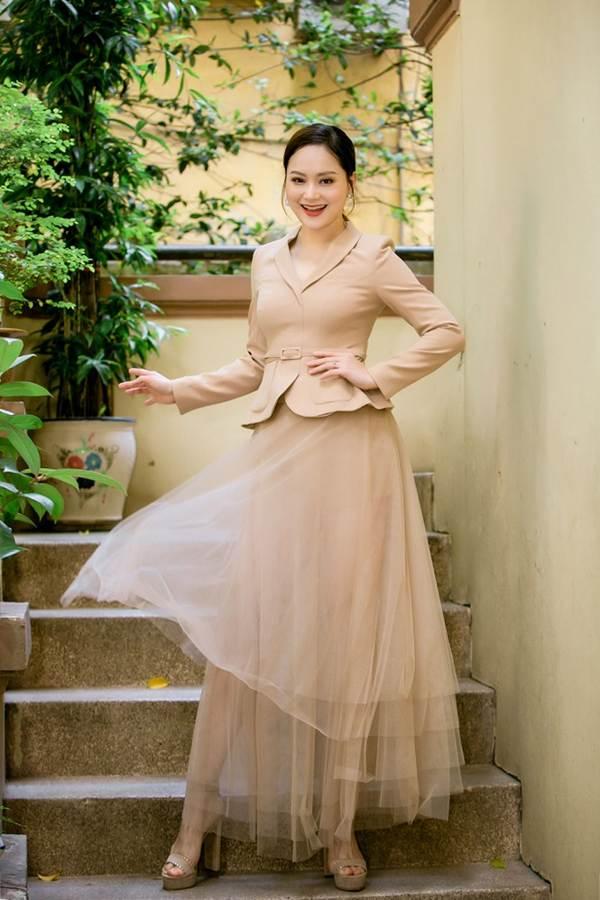 Ngắm nhan sắc 'gái một con của diễn viên Lan Phương-5
