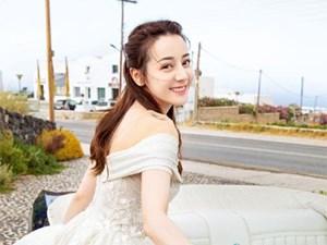 Nhan sắc tuyệt mỹ của Địch Lệ Nhiệt Ba khi trở thành cô dâu 'vạn người mê'
