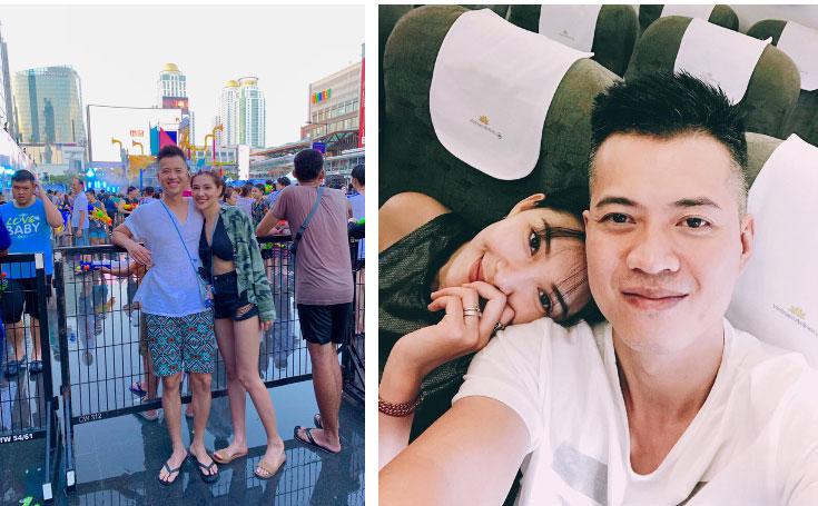 HOT: Lưu Đê Ly tổ chức lễ cưới cùng người đàn ông từng khiến cô chịu tiếng Tuesday trên phố Hàng Buồm?-1