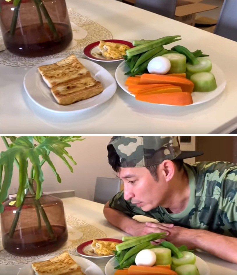 Huy Khánh mất công nấu nhưng vợ không ăn, con gái nói một câu ai nghe cũng mát ruột-2