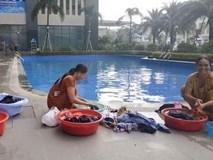 Hà Nội những ngày thiếu nước sạch: Dân công sở