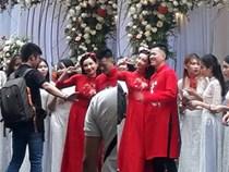 HOT: Lưu Đê Ly tổ chức lễ cưới cùng người đàn ông từng khiến cô chịu tiếng