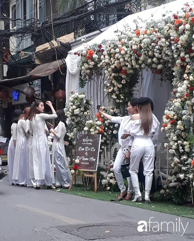 HOT: Lưu Đê Ly tổ chức lễ cưới cùng người đàn ông từng khiến cô chịu tiếng Tuesday trên phố Hàng Buồm?-6