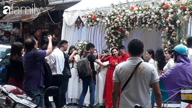 HOT: Lưu Đê Ly tổ chức lễ cưới cùng người đàn ông từng khiến cô chịu tiếng Tuesday trên phố Hàng Buồm?-16