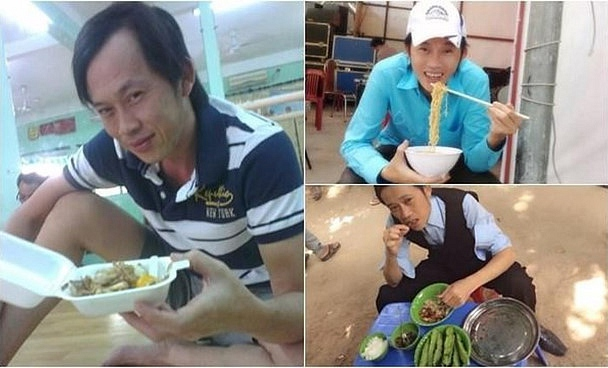 Sao Việt nhà xe tiền tỷ vẫn mặc đồ chợ, đi xe máy, ăn cơm bụi-2