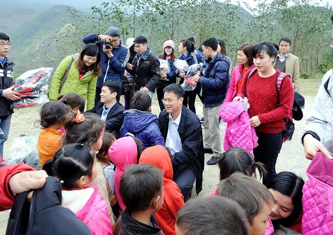 Thứ trưởng Lê Hải An là thần tượng của nhiều thế hệ sinh viên-2