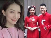 Sốc với nhan sắc thật của hot girl thị phi Lưu Đê Ly trong ngày tổ chức đám hỏi, khác xa với ảnh