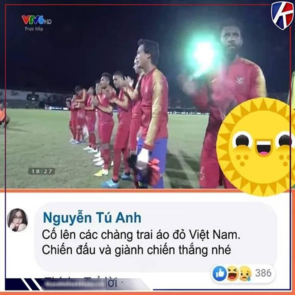 Ảnh chế: Thua Việt Nam, Indonesia mở kho điểm tại vòng loại World Cup 2022-6