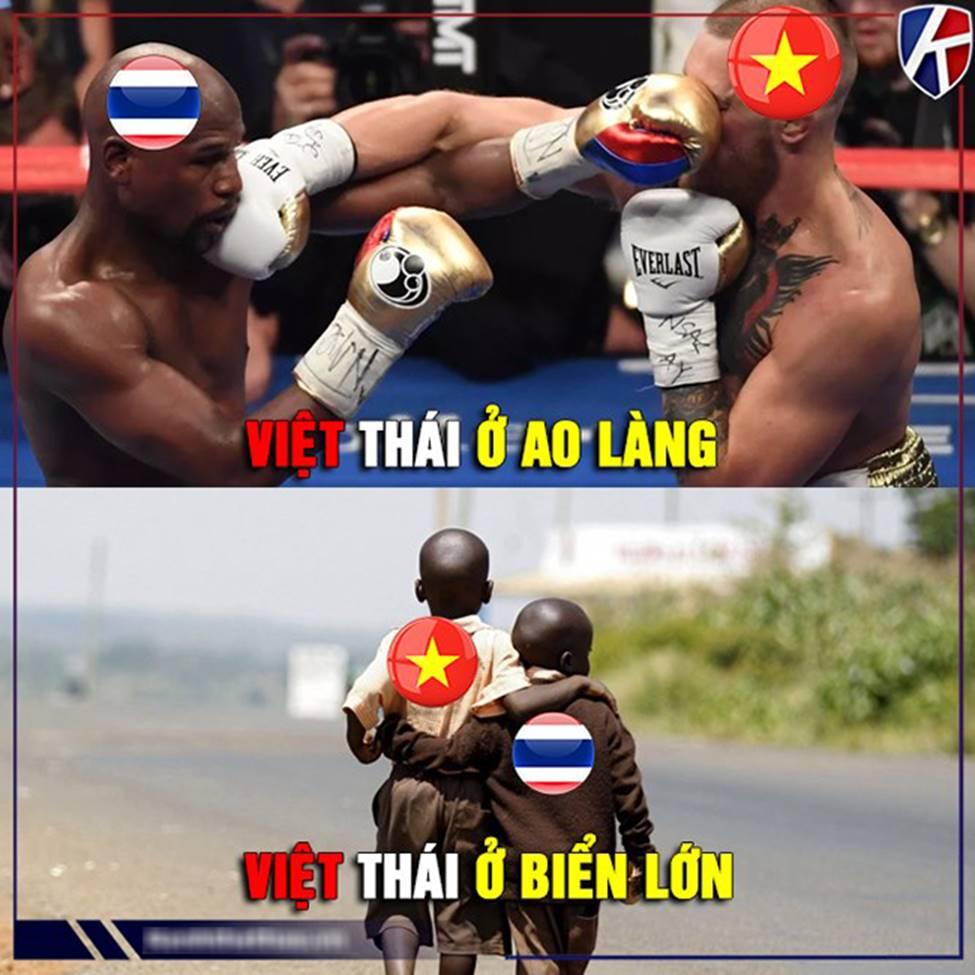 Ảnh chế: Thua Việt Nam, Indonesia mở kho điểm tại vòng loại World Cup 2022-9