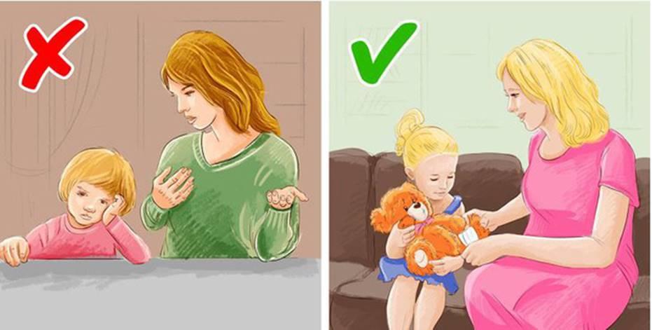 10 cách cha mẹ cần ghi nhớ để đối phó với những đứa trẻ cứng đầu-5