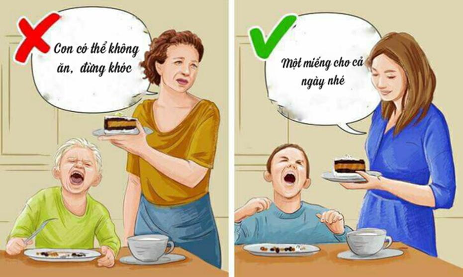 10 cách cha mẹ cần ghi nhớ để đối phó với những đứa trẻ cứng đầu-4