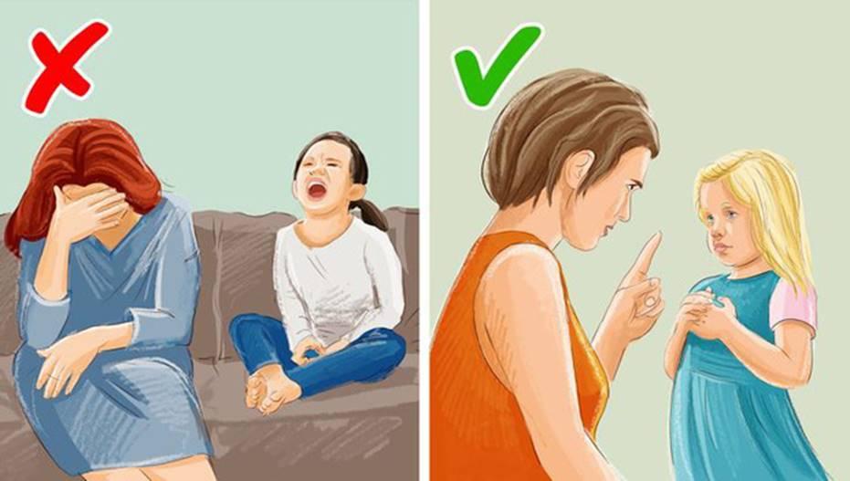 10 cách cha mẹ cần ghi nhớ để đối phó với những đứa trẻ cứng đầu-9