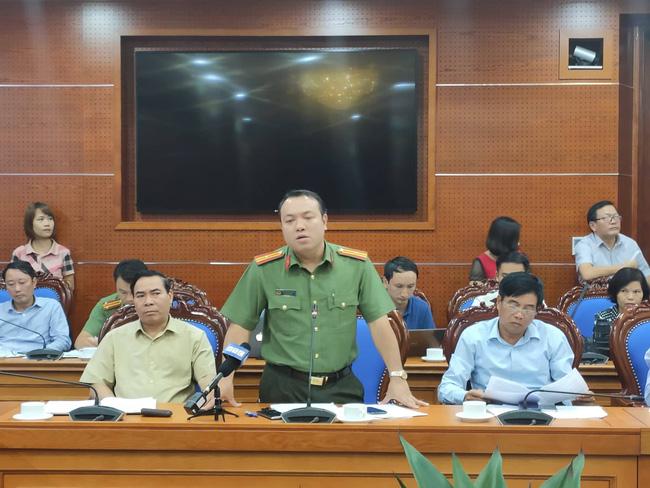 NÓNG: Triệu tập người nghi liên quan đến việc đổ dầu trộm, gây ô nhiễm nguồn nước sông Đà-1