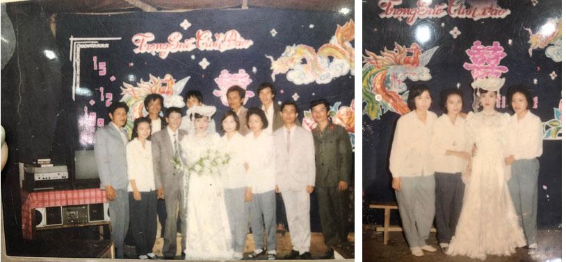 Chuyện tình bất ngờ của cô Hoa khôi Hải Dương đẹp nức tiếng và tấm ảnh cưới 29 năm trước cũng chứa đựng cả câu chuyện dài-3