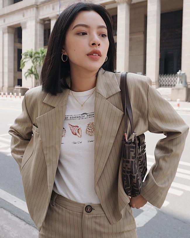 Ngắm street style của 10 sao Việt này cũng rút ra được vài kinh nghiệm mặc blazer mùa lạnh sao cho đẹp-2