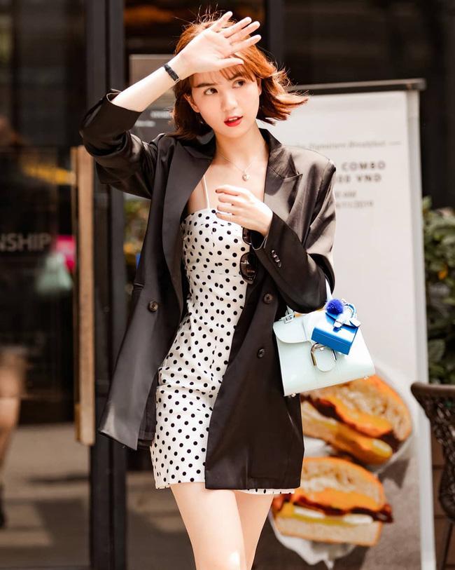 Ngắm street style của 10 sao Việt này cũng rút ra được vài kinh nghiệm mặc blazer mùa lạnh sao cho đẹp-3