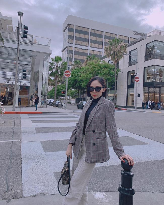 Ngắm street style của 10 sao Việt này cũng rút ra được vài kinh nghiệm mặc blazer mùa lạnh sao cho đẹp-5
