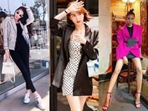 Ngắm street style của 10 sao Việt này cũng rút ra được vài kinh nghiệm mặc blazer mùa lạnh sao cho đẹp