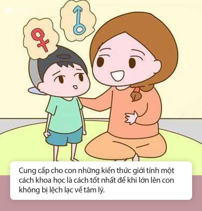 Con gái bất ngờ hỏi Mẹ ơi, sao con không có bộ râu dài như mẹ?, người mẹ đã đưa ra câu trả lời khiến ai cũng gật gù đồng tình-2