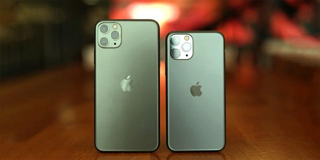 Nghịch lý giá iPhone 11 Pro lại đắt hơn cả iPhone 11 Pro Max-1