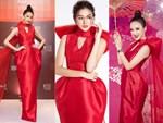 Á hậu Thùy Dung có bao ý tưởng diện váy đẹp xinh và thanh lịch thế này, chị em không tham khảo thì quá phí-11