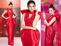 'Đụng hàng' 1 thiết kế: Angela Phương Trinh gây khó hiểu khi đeo liền 2 chiếc đồng hồ - Tường San, Thùy Dung biến hóa xuất sắc