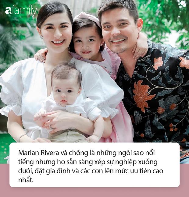 Mỹ nhân đẹp nhất Philippines - Marian Rivera tiết lộ Zia từng nghiện iPad và tuyệt chiêu đơn giản để con rời mắt khỏi màn hình-1