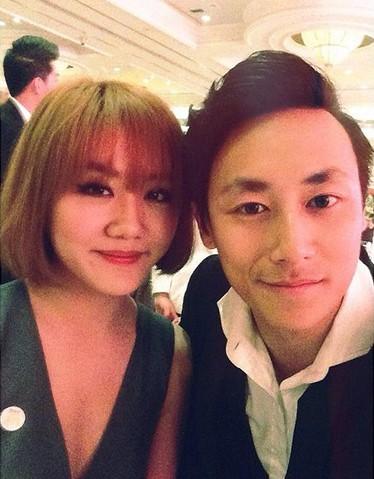 Trước khi có tin đồn kết hôn với Bùi Anh Tuấn, Văn Mai Hương đã sở hữu danh sách tình cũ và bạn trai tin đồn toàn những mỹ nam của showbiz Việt-4