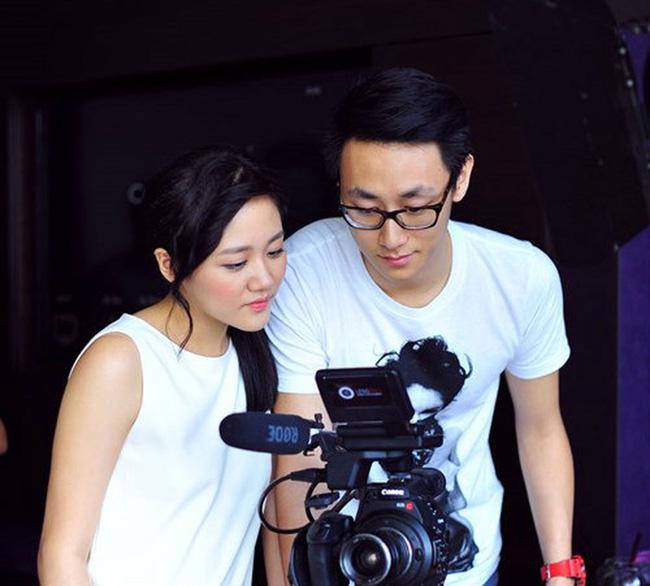 Trước khi có tin đồn kết hôn với Bùi Anh Tuấn, Văn Mai Hương đã sở hữu danh sách tình cũ và bạn trai tin đồn toàn những mỹ nam của showbiz Việt-5