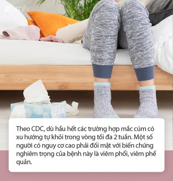 4 nhóm người có nguy cơ mắc biến chứng khi nhiễm bệnh cúm cao nhất, trời chuyển sang lạnh càng cần chú ý-1