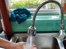 Máy lọc có xử lý được nước sông Đà nhiễm Styren?