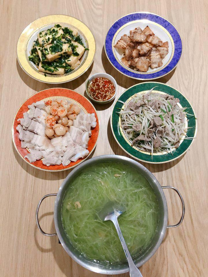 Văn Mai Hương sắp là gái có chồng: Giỏi nấu ăn thế này, ông xã chắc chắn sẽ càng mê-6