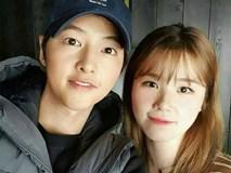Thảnh thơi sau khi ly hôn Song Hye Kyo, Song Joong Ki gây chú ý với ngoại hình tăng cân đáng kể