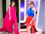 Trang phục hồng cánh sen khó nhằn được Chi Pu - HHen Niê cân đẹp-13
