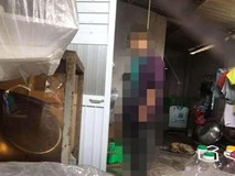 Nóng: Kinh hoàng phát hiện người phụ nữ tử vong trên vũng máu trước nhà, người tình treo cổ tự tử