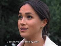 Meghan Markle rơm rớm nước mắt trên truyền hình tiết lộ góc khuất cuộc sống hoàng gia: