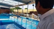 Nam sinh lớp 7 chết bất thường tại bể bơi của phường