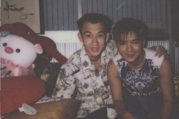 Mr Đàm, Dương Triệu Vũ và loạt ảnh thời trẻ-1