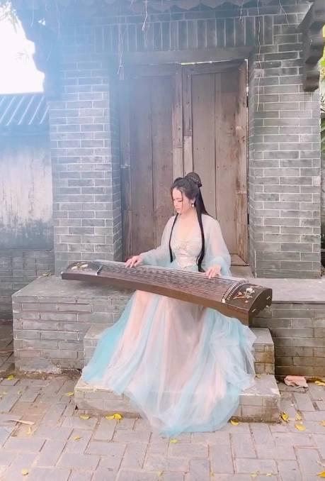 Tiếng sét trong mưa: Nhật Kim Anh tung ảnh cổ trang, đẹp thoát tục đến mức fan quên luôn Thị Bình-6