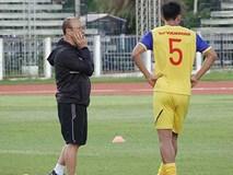 Thầy Park căng tuyển Việt Nam và U22 Việt Nam, tính sao cho thỏa