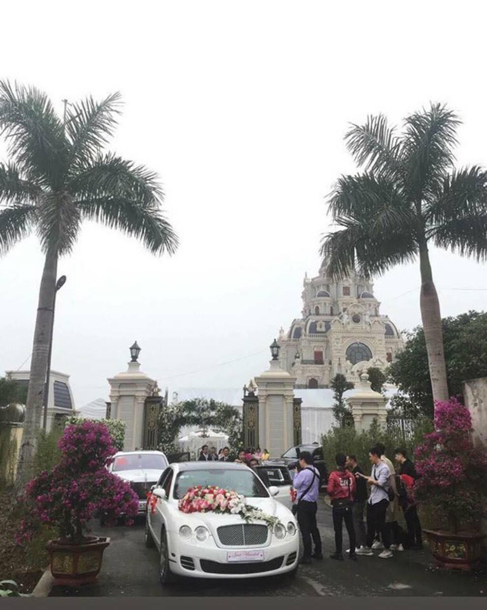 """Cô dâu 200 cây vàng"""" ở Nam Định khoe quà khủng 20/10, nhưng để ý mới thấy đang bật mí tin mừng có em bé-4"""