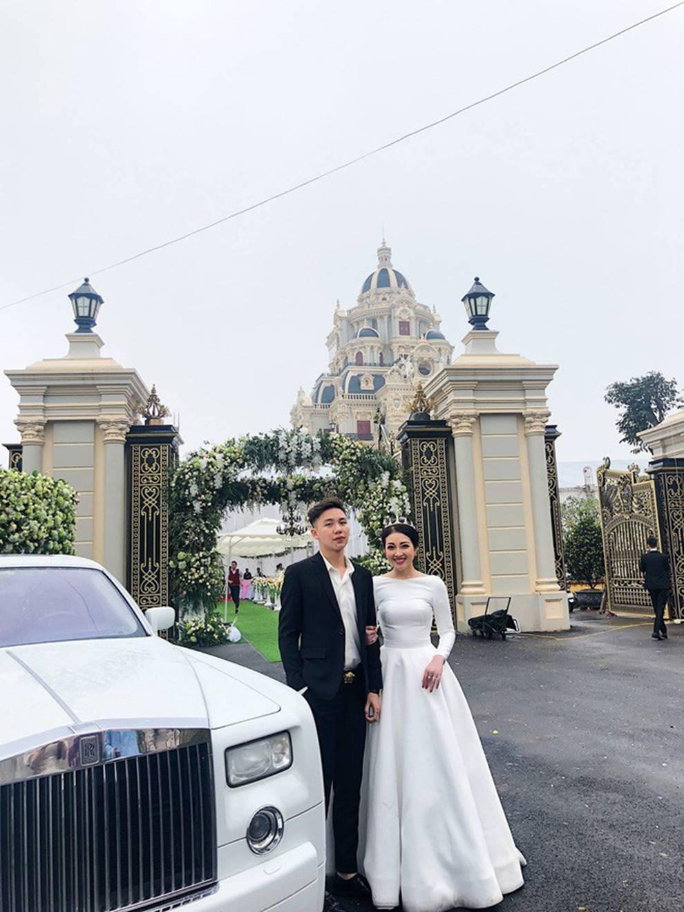 """Cô dâu 200 cây vàng"""" ở Nam Định khoe quà khủng 20/10, nhưng để ý mới thấy đang bật mí tin mừng có em bé-6"""