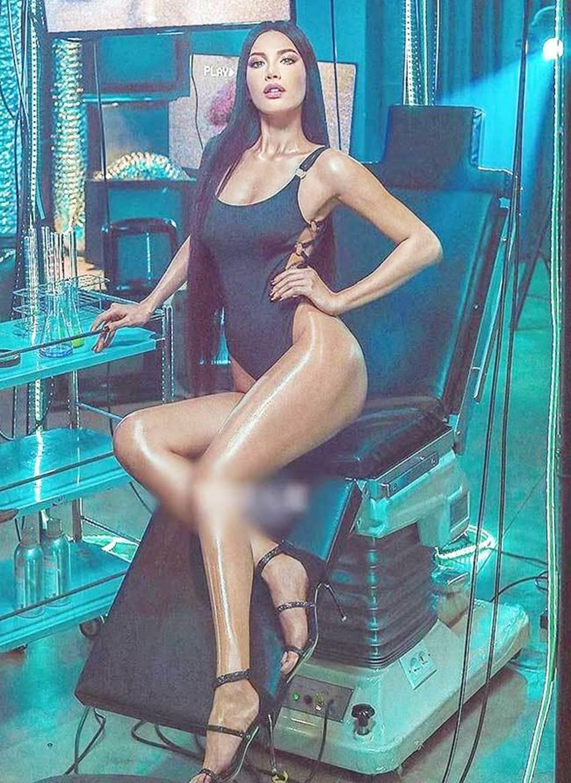 Loạt mỹ nữ showbiz Việt mặc gì phô đường cong thần thánh?-11