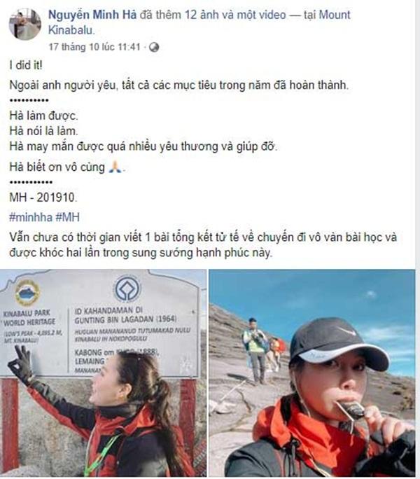 Minh Hà vừa tuyên bố độc thân, Chí Nhân bị bắt gặp hẹn hò tình mới, cách xưng hô với con trai riêng mới gây bất ngờ?-4