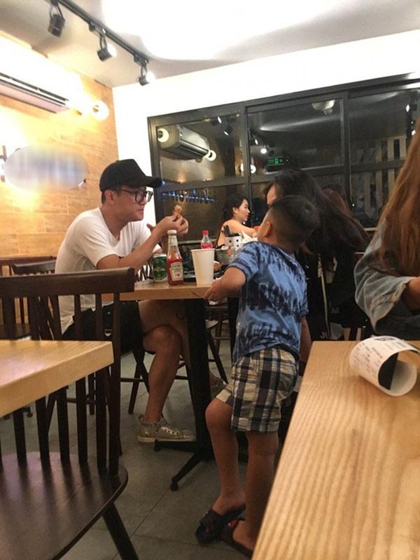 Minh Hà vừa tuyên bố độc thân, Chí Nhân bị bắt gặp hẹn hò tình mới, cách xưng hô với con trai riêng mới gây bất ngờ?-6