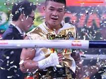 Xúc động khoảnh khắc Trương Đình Hoàng chính thức đeo lên người chiếc đai lịch sử, làm rạng danh boxing Việt tới toàn thế giới