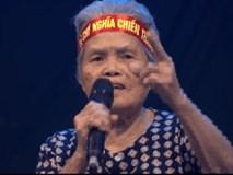 Khán giả lớn tuổi nhất trường quay 'chiếm sóng' cuộc thi tuần Olympia