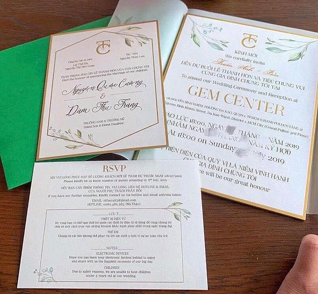 Loạt quy định trong đám cưới sao Vbiz: Đông Nhi quy định gắt gao về khách vào tiệc, Cường Đô La làm dấy lên tranh cãi-3